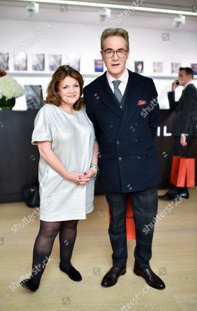 Henrietta Green and Peter York