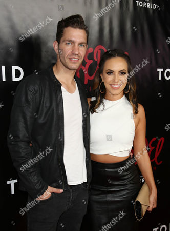 Andy Grammer and wife Aijia Grammer