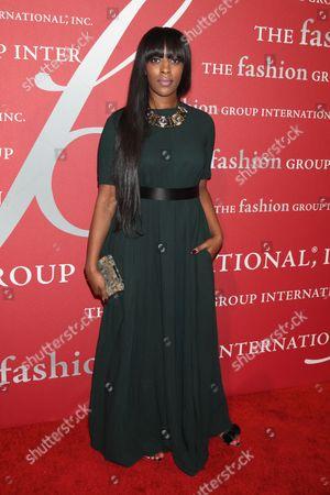 Editorial photo of The Fashion Group International Night of Stars Gala, New York, America - 22 Oct 2015