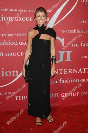 Editorial picture of The Fashion Group International Night of Stars Gala, New York, America - 22 Oct 2015