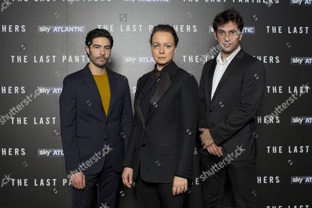 Tahar Rahim, Samantha Morton, Goran Bogdan