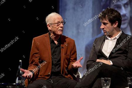John Hurt & Goran Bogdan