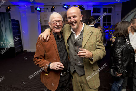 John Hurt & Peter Carlton (Exec. Prod.)