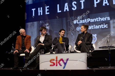 Editorial photo of 'The Last Panthers' TV series premiere, London, Britain - 22 Oct 2015