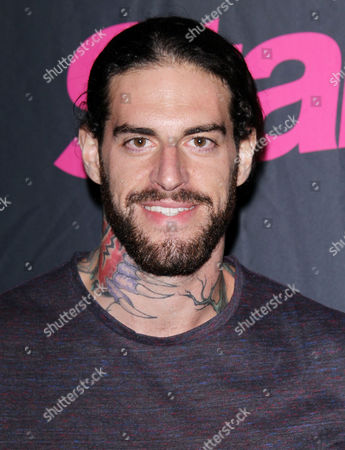 Editorial image of Star Magazine Scene Stealers party, Los Angeles, America - 22 Oct 2015