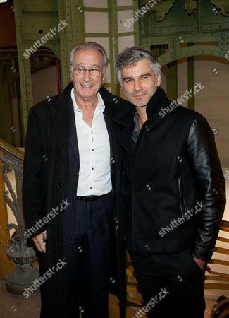 Bernard Le Coq and Francois Vincentelli