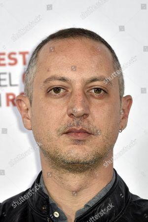 The director Claudio Cupellini