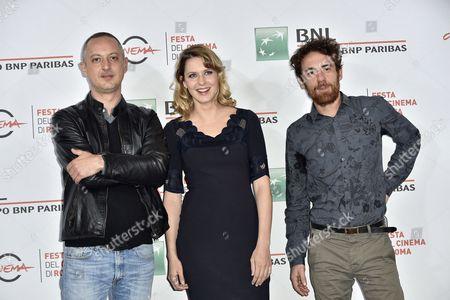 Claudio Cupellini, Elena Radonicich, Elio Germano