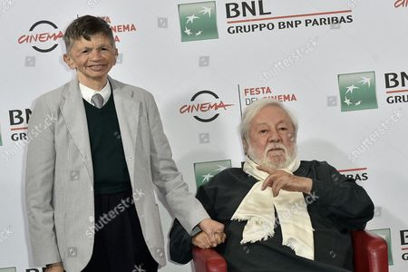 Editorial photo of 'Fantozzi' photocall, Rome Film Festival, Italy - 23 Oct 2015