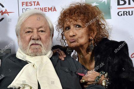 Paolo Villaggio, Anna Mazzamauro