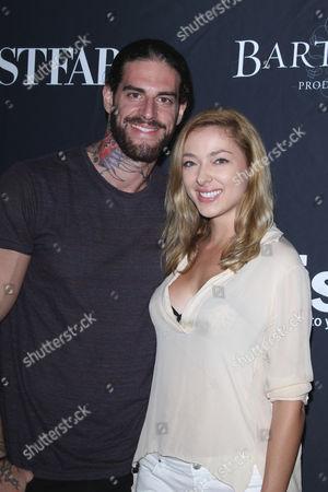 Stock Photo of Austin Matelson and Liz Nolan