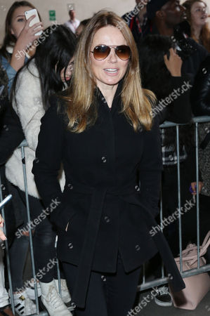 Editorial photo of Gerri Halliwell out and about, London, Britain - 23 Oct 2015