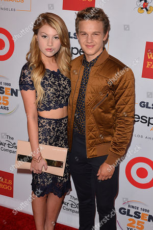 Brooke Sorenson and Gavin MacIntosh
