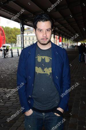 Editorial image of Paris Comic Con, France - 24 Oct 2015