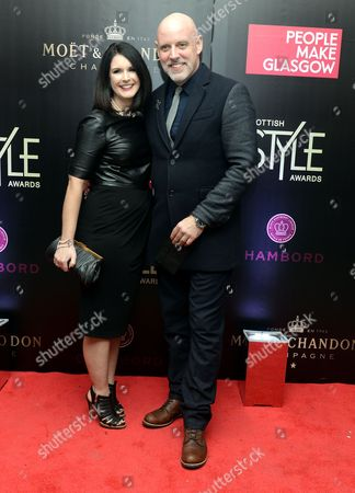 Editorial picture of Scottish Style Awards at Kelvingrove Art Gallery and Museum, Glasgow, Scotland, Britain - 24 Oct 2015