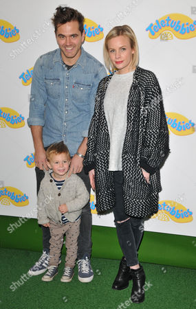 Editorial picture of 'Teletubbies' TV series premiere, London, Britain - 25 Oct 2015