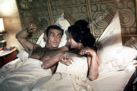 'DR NO', 1962 Sean Connery, Zena Marshall