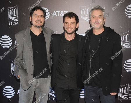 Carlos Cuaron, Jonas Cuaron, Alfonso Cuaron