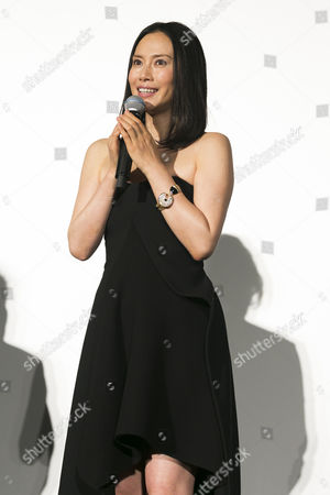 Editorial photo of 'Foujita' press conference, Tokyo International Film Festival, Japan - 26 Oct 2015