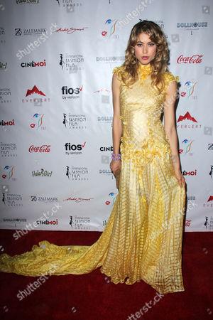 Editorial photo of 2nd annual International Fashion Film Awards, Los Angeles, America - 25 Oct 2015
