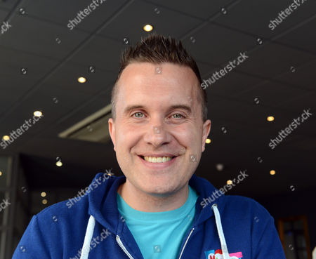CBeebies presenter Mister Maker star Phil Gallagher