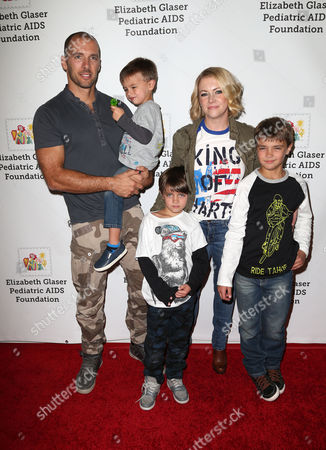Editorial photo of Elizabeth Glaser Pediatric AIDS Foundation's 26th Annual 'A Time For Heroes', Los Angeles, America - 25 Oct 2015