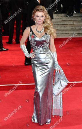 Editorial picture of James Bond 'Spectre' CTBF film premiere, Royal Albert Hall, London, Britain - 26 Oct 2015
