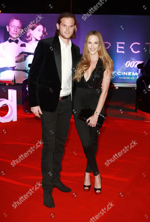 Stock Picture of Richard Stearman and Beth Lay