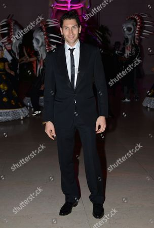 Editorial picture of James Bond 'Spectre' film premiere, after party, The British Museum, London, Britain - 26 Oct 2015