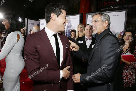 Reynaldo Pacheco, George Clooney