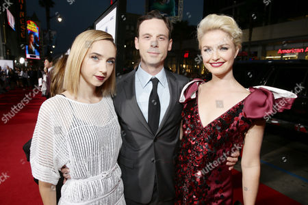 Zoe Kazan, Scoot McNairy, Whitney Able