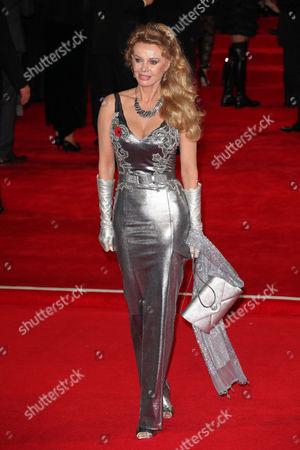 Editorial photo of James Bond 'Spectre' CTBF film premiere, Royal Albert Hall, London, Britain - 26 Oct 2015