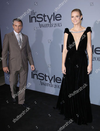 Editorial image of InStyle Awards, Los Angeles, America - 26 Oct 2015