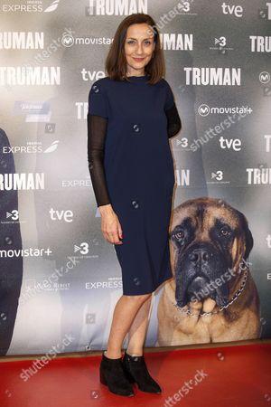 Editorial image of 'Truman' photocall at Palacio de Tepa Hotel, Madrid, Spain - 26 Oct 2015