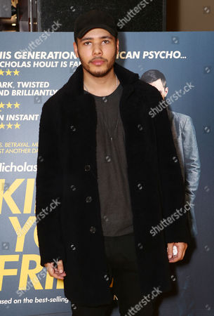 Editorial image of 'Kill Your Friends' film screening, London, Britain - 27 Oct 2015