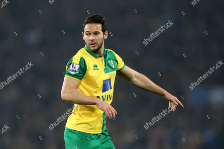 Matthew Jarvis points during the Capital One Cup, Fourth Round  match between Everton and Norwich City played at Goodison Park, Liverpool