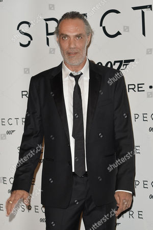 Editorial image of James Bond 'Spectre' film premiere, Rome, Italy - 27 Oct 2015