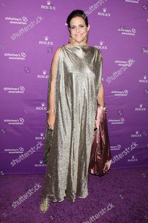 Editorial photo of Alzheimer's Association 32nd Annual Rita Hayworth Gala, New York, America - 27 Oct 2015