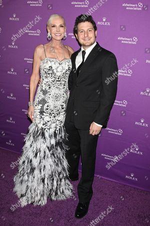 Michele Herbert and son Loren Herbert