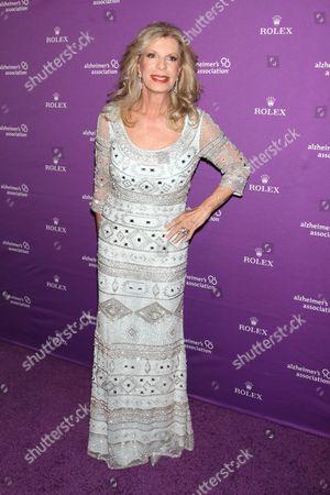 Editorial image of Alzheimer's Association 32nd Annual Rita Hayworth Gala, New York, America - 27 Oct 2015