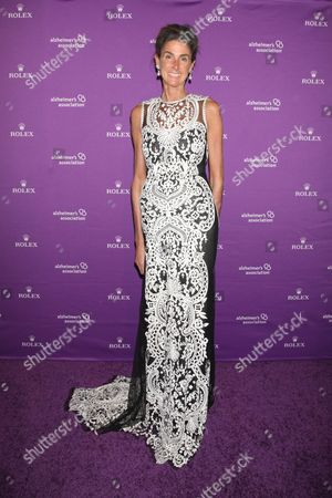 Editorial picture of Alzheimer's Association 32nd Annual Rita Hayworth Gala, New York, America - 27 Oct 2015