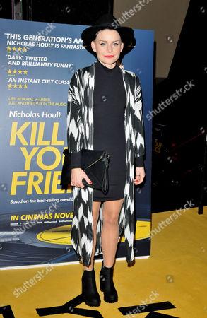 Editorial photo of 'Kill Your Friends' film screening, London, Britain - 27 Oct 2015