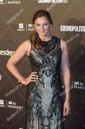 Editorial picture of VIII Cosmopolitan Fun Fearless Female Awards, Ritz Hotel, Madrid, Spain - 27 Oct 2015