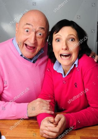 Stock Image of Guy Montagne and Sylvie Raboutet