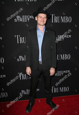 Editorial image of 'Trumbo' film premiere, Los Angeles, America - 27 Oct 2015