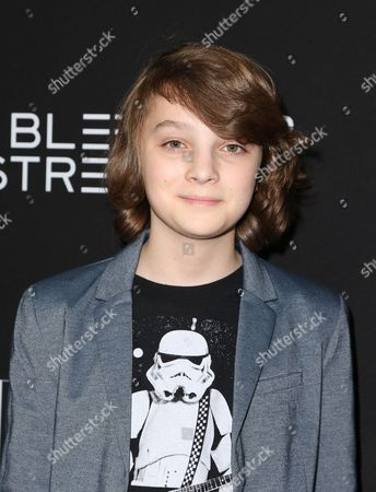 Stock Picture of Toby Nichols