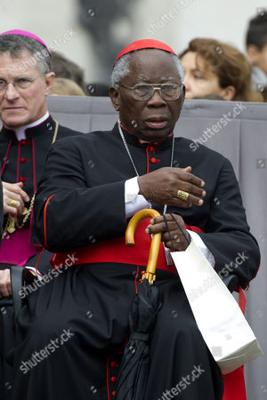 Cardinal Francis Arinze
