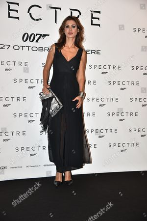 Editorial picture of James Bond 'Spectre' film premiere, Rome, Italy - 27 Oct 2015