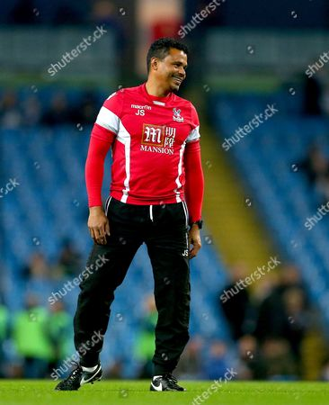 Editorial picture of Capital One Cup 2015/16 Fourth Round Manchester City v Crystal Palace Etihad Stadium, Ashton New Rd, Manchester, United Kingdom - 28 Oct 2015