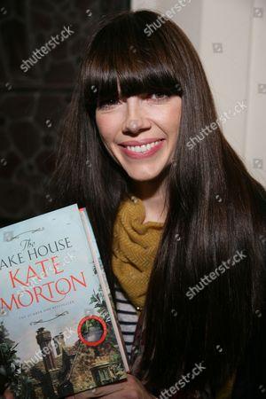 Stock Photo of Kate Morton